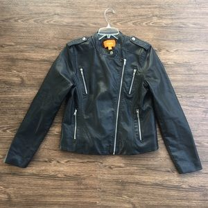 Joe Fresh Black  Moto Jacket